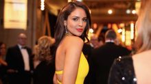 Eiza González y los beneficios del vestido amarillo que la inmortalizó