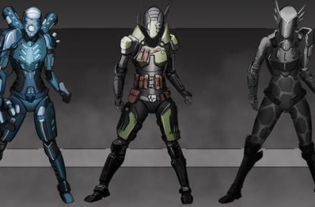 City of Titans unveils a bounty of concept art