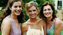 Bride shames wedding guest for wearing designer dress