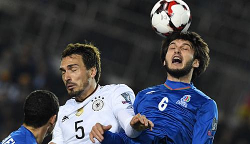 """DFB-Team: Hummels: """"Wir haben arrogant gespielt"""""""