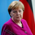 Merkel calls for Europe to stand up against far-right parties