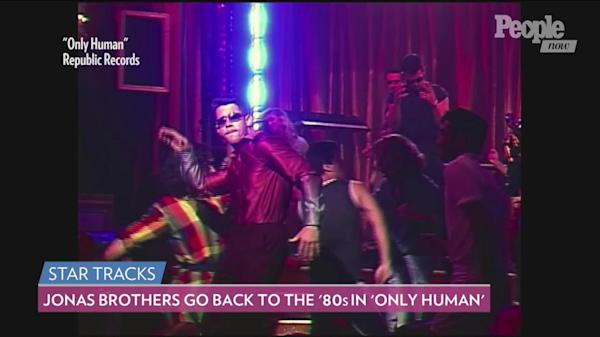 Danielle Jonas and Priyanka Chopra Jonas Support the Jonas