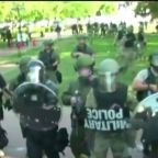 US Park Police say tear gas was not used to clear protesters in Lafayette Park