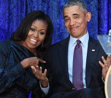 Barack Obama Celebrates Michelle Obama In Romantic Book Plug
