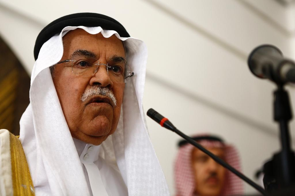 Ali al-Naimi served as Saudi oil minister for around two decades, making him one of the most powerful figures within OPEC (AFP Photo/Ashraf Shazly )