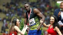 Bolt breaks 10 seconds for first time this season in Monaco win