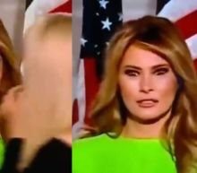 Melania Trump's Expression after Greeting Ivanka at RNC is the Event Highlight