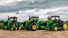 A Tale of Two Earnings Reports, Deere Misses and Rallies Anyway
