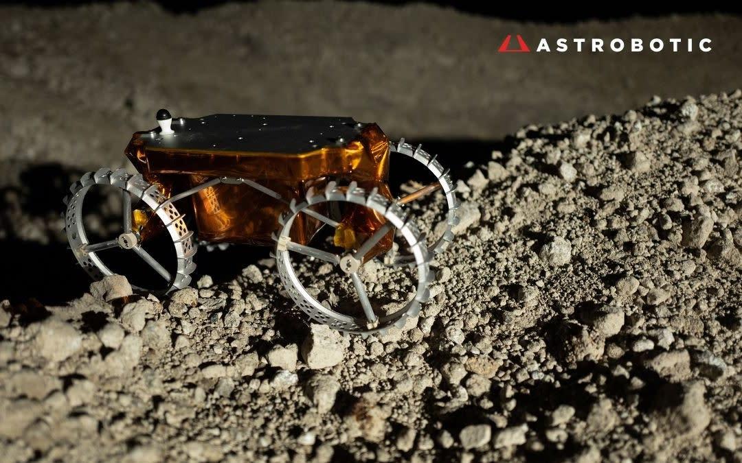 Astrobotic's tiny Moon rover is on its way to NASA for testing – Yahoo Finance Australia