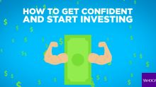 4 steps to getting over your fear of investing