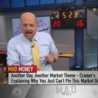 Cramer credits Tiffany's staggering post-earnings rally to new CEO, strong execution