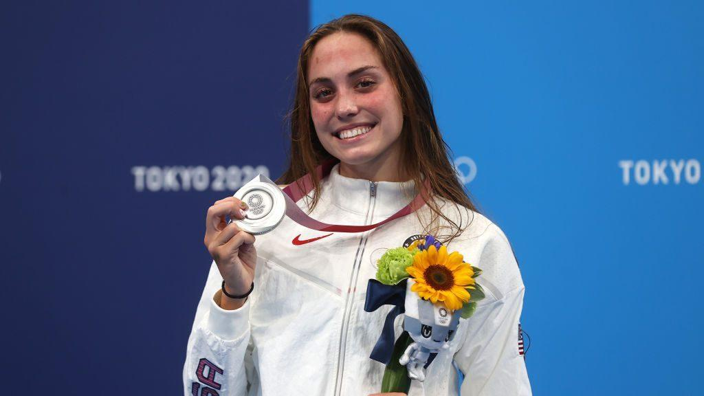 Interview Emma Weyant Trusted The Process To Win Olympic Silver