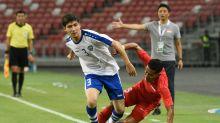 Uzbekistan prove a gulf too far for Lions to bridge as they slump to 1-3 defeat
