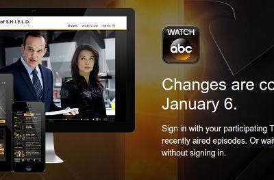Want to stream ABC shows the day after they air? Better get cable