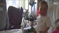 Outpouring of love for boy
