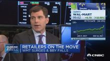 Retailers on the move