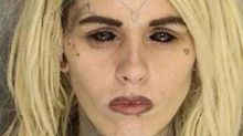 Woman's Black Eyeballs Mugshot Photo Is Freaking Everyone Out
