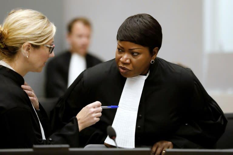 US lifts Trump-imposed sanctions on ICC prosecutor