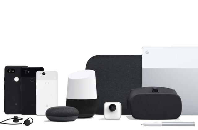 Google will show off its new gear at NYC and LA pop-up shops
