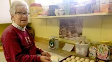 Chocolate Easter egg fundraiser still going strong after 40 years at Lennoxville church