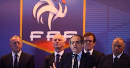 Foot - FFF - Noël Le Graët a été réélu président de la FFF