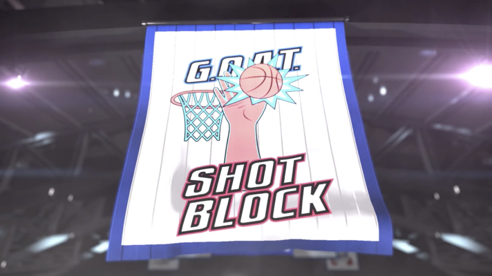 The G.O.A.T.s: Shot Block