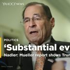Nadler: Mueller report shows evidence Trump committed crimes