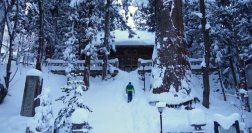 Ski - «Mountain Brothers» : dans la neige profonde du Japon pour l'épisode 2