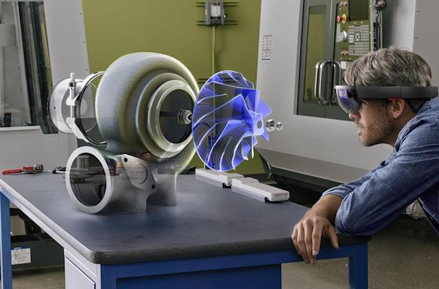 Microsoft HoloLens is now certified protective eyewear