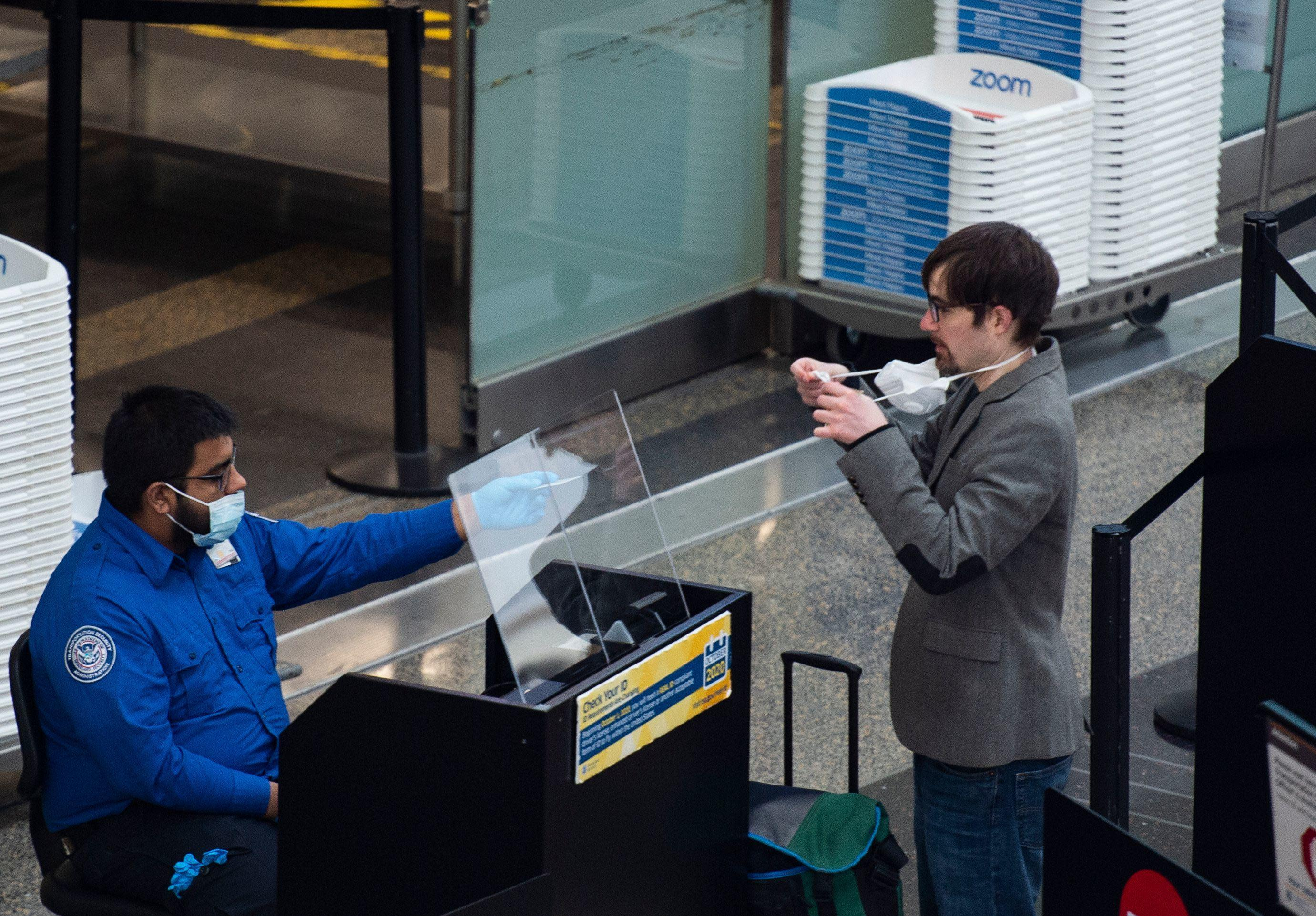 TSA changes security procedures in response to COVID-19