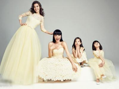 Christy Chung\'s daughters are her fountain of youth