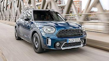 MINI Countryman推出以海濱木棧道為靈感的Countryman Boardwalk Edition限量特仕車