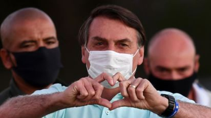 'Regret Covid-19 Deaths But People Die Every Day': Recovered From Virus, Bolsonaro Says Nothing to Fear