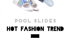 Hot Fashion Trend: Flip Flops, ade! Hallo Pool Slides!