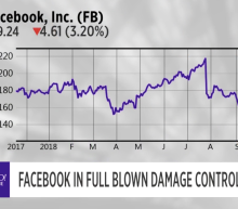Facebook in full-blown damage control mode