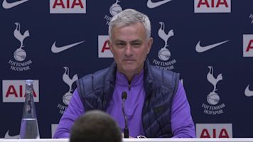 WATCH: Mourinho pays tribute to Pochettino