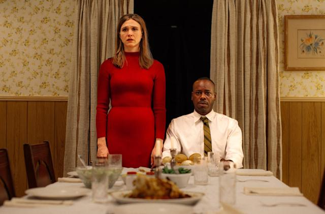 'Dinner Party' relives an interracial couple's alien abduction in VR