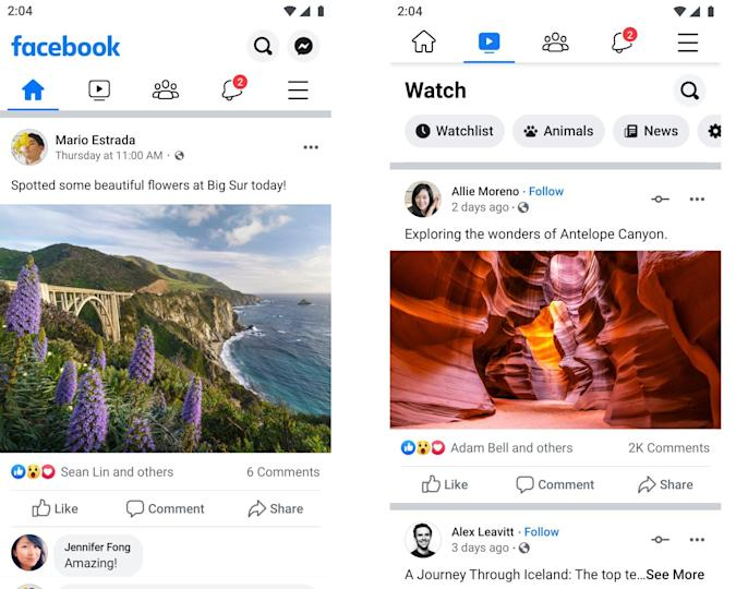 Facebook will test hiding 'Likes' on its own site
