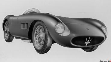 Maserati紀念賽車Tipo 300S問鼎委內瑞拉大獎賽65周年