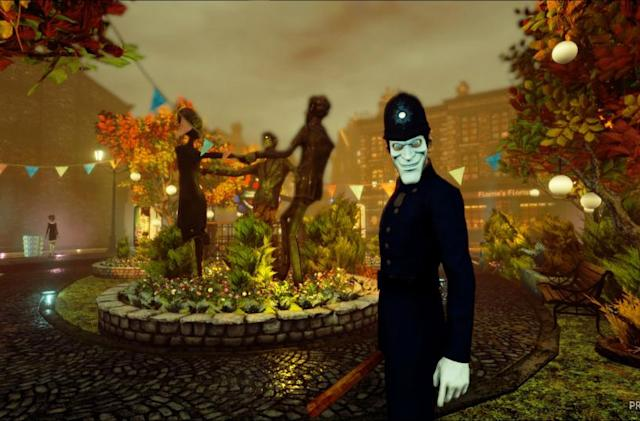 Drugs and dystopia in 1960s England: 'We Happy Few' hits Kickstarter