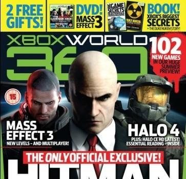 Mass Effect 3 will/won't have multiplayer, part 4: Xbox World cover edition