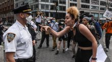George Floyd death: US protests timeline
