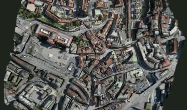 Pix4D turns your 2D aerial photographs into 3D maps on the fly (video)