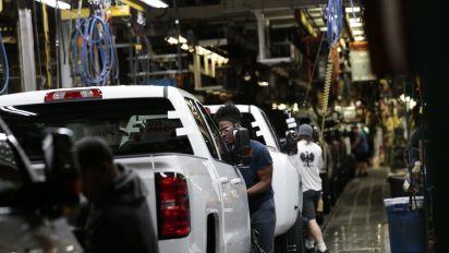 GM planea invertir US$1.800m en EE.UU. tras críticas de Trump