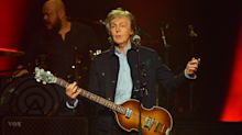Sir Paul McCartney reveals he uses teleprompter to stop him forgetting lyrics when performing