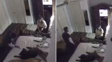 Una joven instala una cámara para demostrar maltrato de su padre