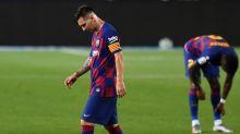 O pior Barcelona em 12 anos. E Messi está certo em reclamar