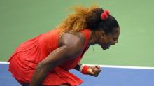 Serena Williams vows to relish every second of US Open after dominant straight sets win