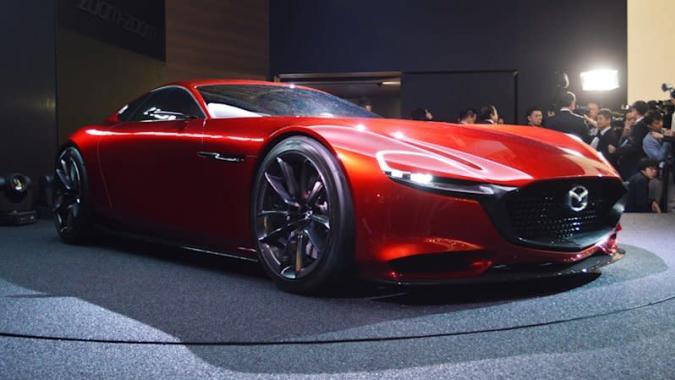 Mazda rotary engine returning in 2019 as EV range extender, exec says