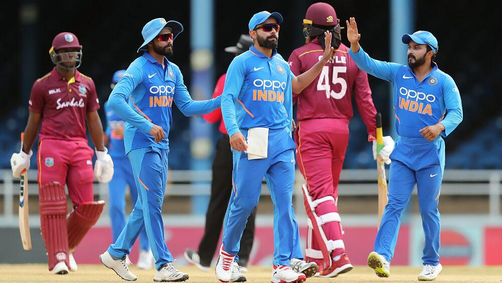 India vs West Indies, 3rd ODI Toss Report & Playing XI: WI Elect to Bat First; Kuldeep Yadav Dropped, Yuzvendra Chahal Included in The Side